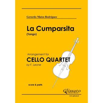 La Cumparsita (Cello 4et)