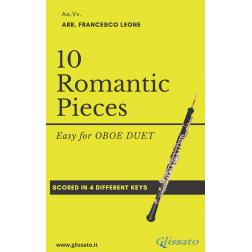 10 Romantic Pieces (Oboe duet)
