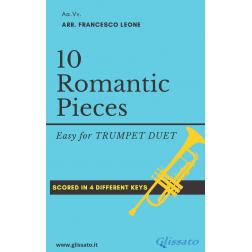 10 Romantic Pieces (2 Trombe)