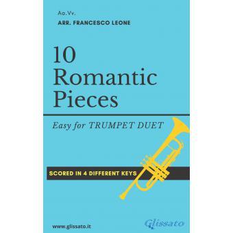 10 Romantic Pieces (2 Trombe)