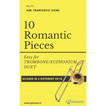 10 Romantic Pieces (2 Tromboni)