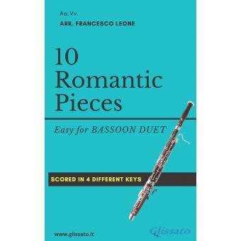 10 Romantic Pieces (2 Fagotti)