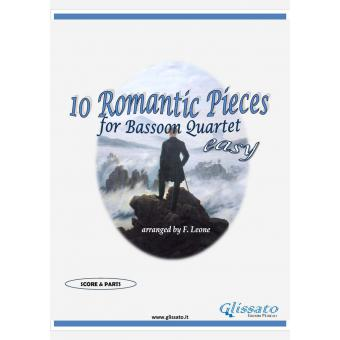 10 Romantic Pieces (4 Fagotti)
