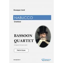 Nabucco - ouverture ( 4 fagotti)