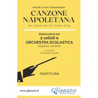 Canzone Napoletana (P.I. Tchaikovsky)
