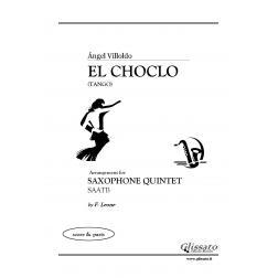 El Choclo (5 sax)