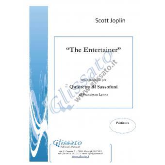 The Entertainer (Sax 5et)