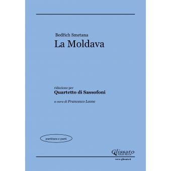 La Moldava (sax)