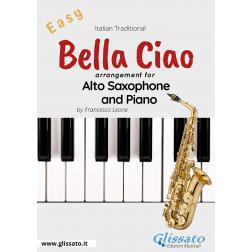Bella Ciao (Eb Sax and Piano)