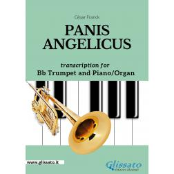 Panis Angelicus - Bb Trumpet and Piano/Organ