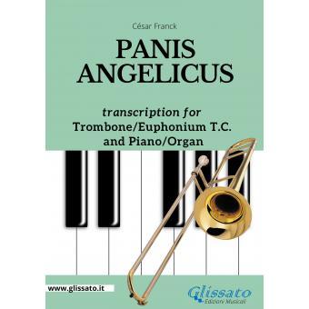 Panis Angelicus -Trombone or Euphonium T.C and Piano/Organ