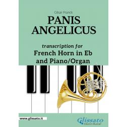 Panis Angelicus - Eb French Horn and Piano/Organ