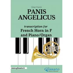 Panis Angelicus - French Horn in F and Piano/Organ