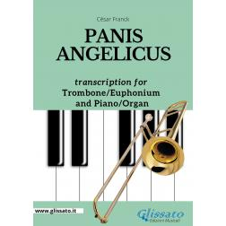Panis Angelicus - Trombone/Euphonium B.C. and Piano/Organ