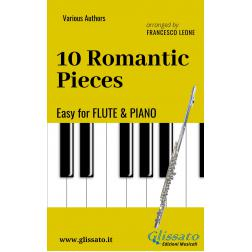 10 Romantic Pieces (Flute & Piano)