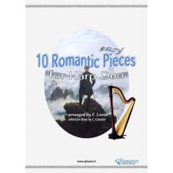 10 Romantic Pieces (2 arpe)
