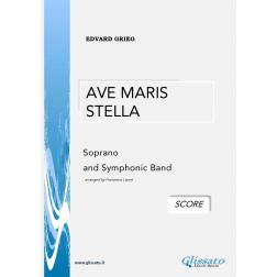 Ave Maris Stella (E.Grieg)