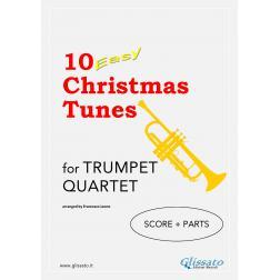 10 Easy Christmas Tunes (Trumpet 4et)