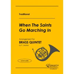 When The Saints Go Marching In (Quintetto di ottoni)