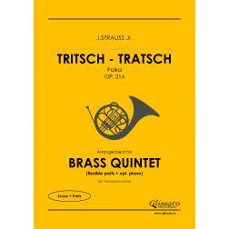 Tritsch - Tratsch Polka (brass)