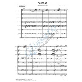 Romanza (brass 8et)