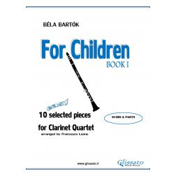 For Children (easy clarinet)