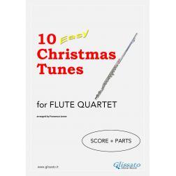 10 Easy Christmas Tunes (Flute 4et)