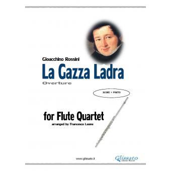 La Gazza Ladra (Flute_4et)