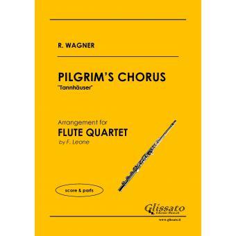 Coro dei Pellegrini (4 Flauti)