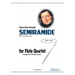 Semiramide (4 Flauti)