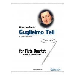 Guglielmo Tell (4 flauti)