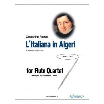 L'Italiana in Algeri (4 flauti)