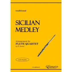 Sicilian Medley (4 flauti)