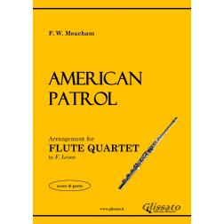 American Patrol (4 flauti)