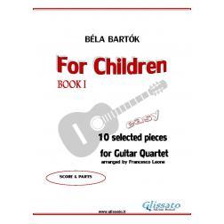 For Children (easy guitar)