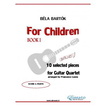 For Children (easy guitar)