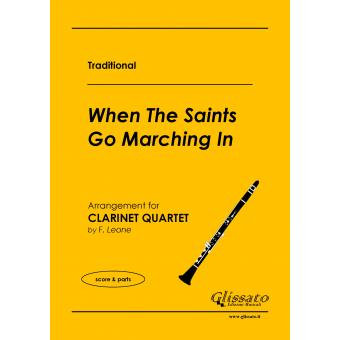 When The Saints Go Marching In (4 Clarinetti)