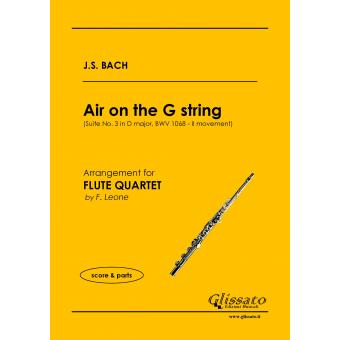 Aria sulla IV corda  (4 flauti)