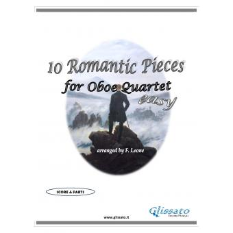 10 Romantic Pieces  (Oboe 4et easy)