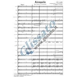 Amapola (Tenore e Orchestra)