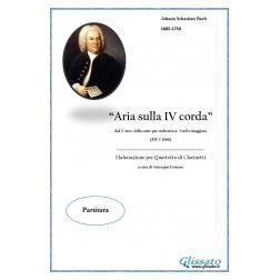 Aria sulla IV corda - J.S.Bach