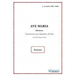Ave Maria - J.Arcadelt