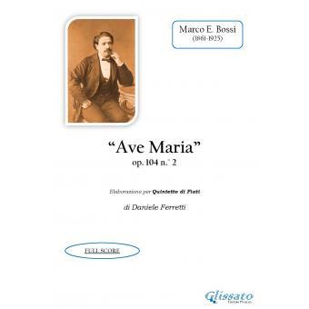 Ave Maria (M.E.Bossi)