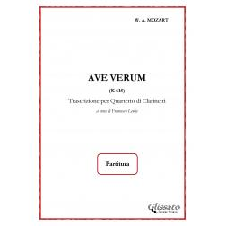 Ave Verum Corpus (Mozart)