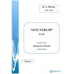 Ave Verum KV 618