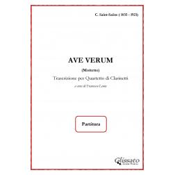Ave Verum (C. Saint-Saëns)