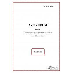 Ave Verum (Mozart)