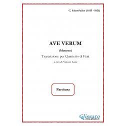 Ave Verum - Saint-Saëns