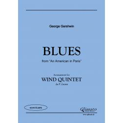 BLUES (an american in paris) Wind 5et