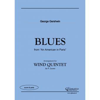 BLUES (an american in paris) Wind 5et